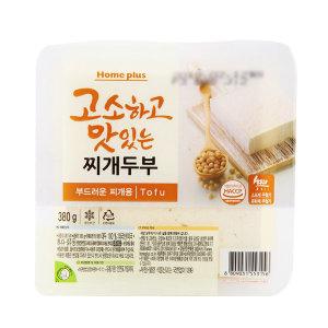 [홈플러스] 홈플러스좋은상품 찌개두부 380G