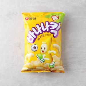 [농심] 농심  바나나킥 75G