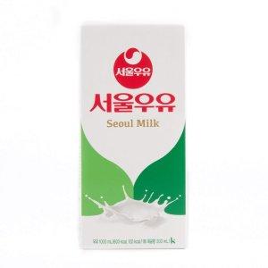 [서울우유] 서울 멸균우유 1L