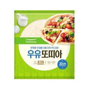[생가득] 풀무원 우유또띠아 225G