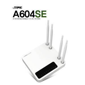 [아이피타임] ipTIME A604M 무선 와이파이 유무선 공유기 랜선 WiFi
