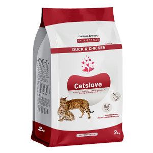 [캐츠랑] 대용량 고양이사료 15~20kg 캣츠러브/캣츠미/캣츠랑