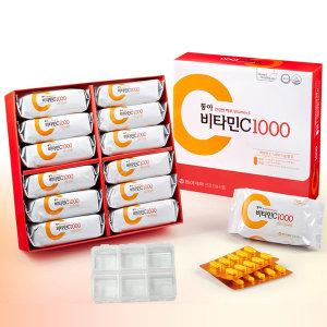 [동아제약] 동아비타민C1000 600정+약통/고려은단/골드플러스