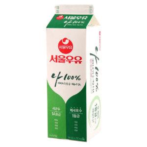 [서울우유] 서울 우유 1L