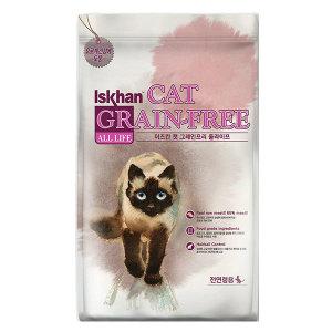 [이즈칸] 이즈칸캣 세라피드 테비1+1(행사) 고양이사료