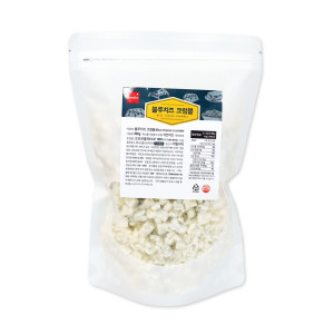 [썬리치] 코리원/썬리취 고르곤졸라 크럼블 치즈 500g/피자