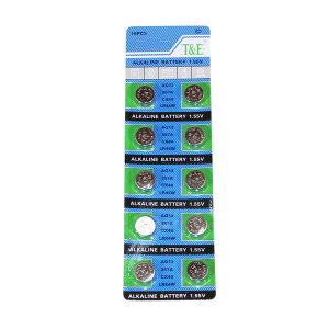 코인전지10알/AG13/LR44/리튬전지/수은 건전지/버튼셀