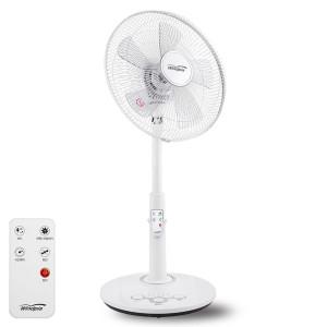 [윈드피아] 가정용 업소용 스탠드 리모컨 선풍기  초미풍 145FR