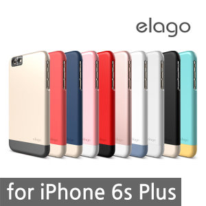 [엘라고] (이어폰증정) 아이폰6S플러스 글라이드캠 케이스