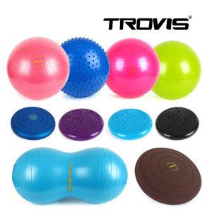 [트로비스] 짐볼/프리미엄짐볼/땅콩짐볼/밸런스쿠션/로우밸런스볼