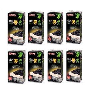 [삼육두유] 삼육두유 검은콩칼슘두유(190mlx48팩)