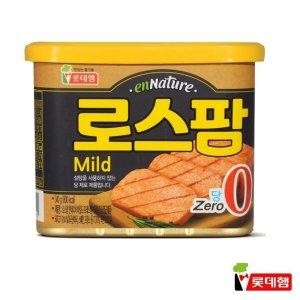 [로스팜] 무료배송 롯데햄 로스팜 엔네이처 340g x 10캔 스팸