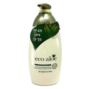 [에코] 로제화장품 로제 에코 알로에 바디에센스500ml
