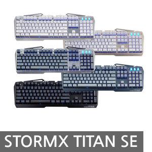 [제닉스] XENICS 제닉스 STORMX TITAN SE  게이밍키보드 IN
