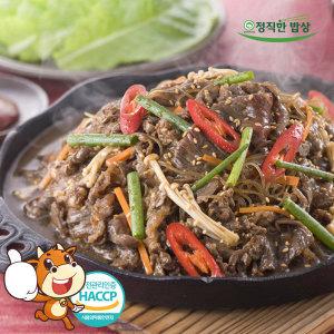 정직한밥상 정직한 양념 소불고기 400gX3 정직한가격