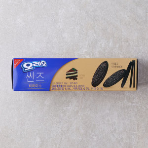 [오레오] 동서식품 오레오씬즈티라미수 84G