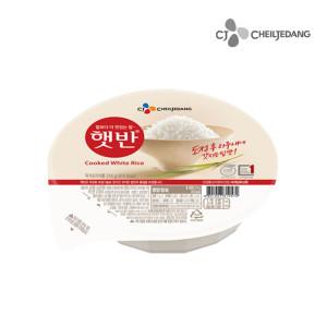 [햇반] CJ햇반 210gx36개/오뚜기밥/햇반모음/즉석밥/흑미