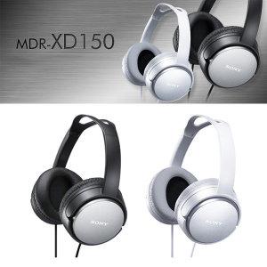 [소니] 소니 MDR-XD150/고음질헤드폰/길이:2m/총알배송