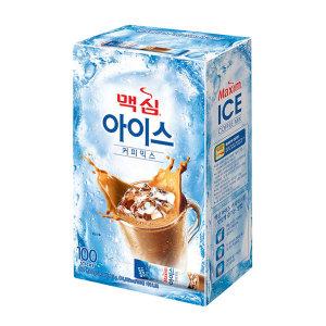 [맥심] 맥심 아이스 커피믹스 100T