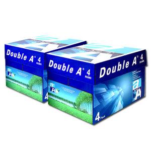 [더블에이] 더블에이 A4용지 80g 2박스(4000매) A4 복사용지