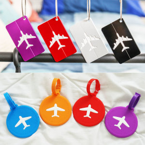 여행용 네임텍/캐리어 배낭 가방 이름표 네임택