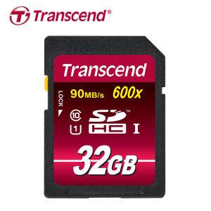 [트랜센드] 무료. 트랜센드 MLC SDHC Class10 600X UHS-1 32GB