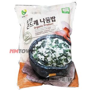 [한우물] 한우물 유기농 곤드레 나물밥 250gx5팩