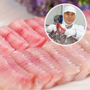[푸르젠] HACCP  나주영산홍어 몸살/모듬 골라담기(개당 150g구성)