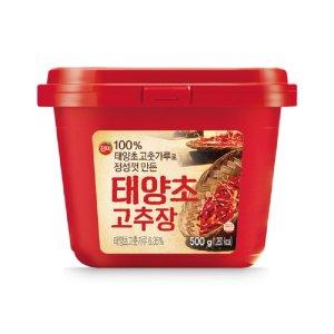 [진미] 진미 태양초고추장 500G
