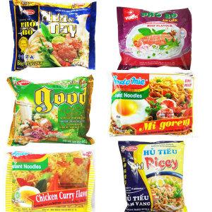 수입라면/베트남쌀국수/라면