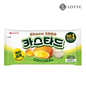 [롯데제과] 파이류 롯데 카스타드 오리지날 276g /초코파이/몽쉘