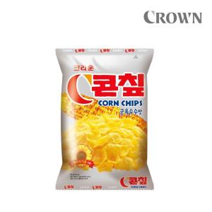 스낵 크라운 C콘칩  70g