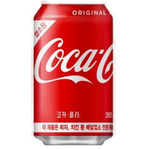 [코카콜라] 코카콜라 355ML X 24캔(업소용)