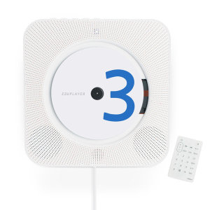에듀스핀 EA30 벽걸이 CD플레이어/라디오/CD+5V2V아답