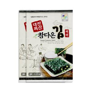 [대천김] 대천참다온김/10봉+10봉/가정용/박스배송 (11+1)