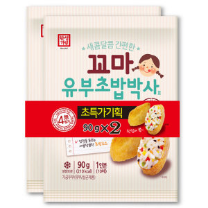[한성기업] 한성  꼬마 유부초밥90x2