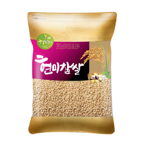 [현대농산] 현미찹쌀 5kg (국내산) /2020년 햅쌀