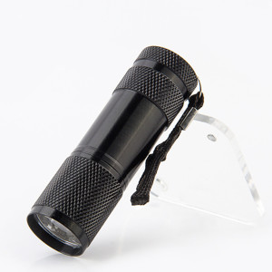 (9LED)UV손전등/위폐 형광물질 감별기 후레쉬