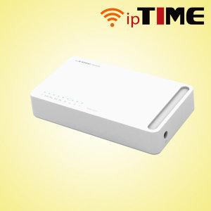 [아이피타임] ㄴEFM ipTIME H6008 스위치허브/8포트/기가비트 정품