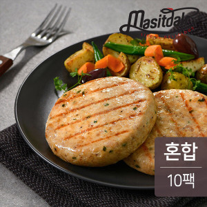 [맛있닭] (현대Hmall)맛있닭 닭가슴살 스테이크 혼합 1kg