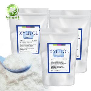 자일리톨 100% 자일리톨가루 500g 크리스탈