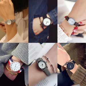 남녀시계 40종 손목시계/패션/가죽/커플/나토