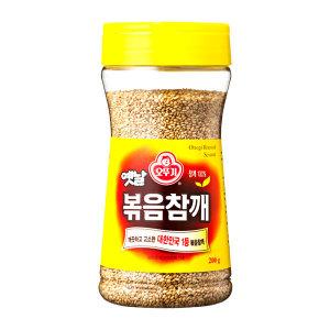 [오뚜기] 오뚜기 옛날 볶음참깨 200g (오뚜기참깨/가정용참깨)