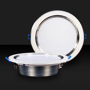 코콤 LED 6인치 방습 다운라이트 15/20W 매입등 욕실