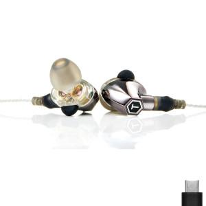 [제닉스] 제닉스 TITAN IN-EAR 타이탄 인이어 이어폰-W