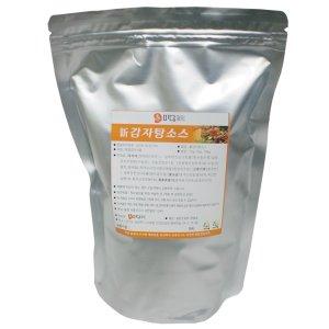미담푸드1kg 감자탕소스/해물감자탕소스/양념장/양념