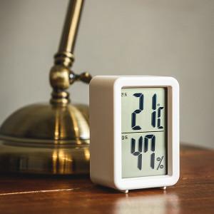 [오리엔트] (현대Hmall)(제조사판매/당일무료발송) 오리엔트 OT1585TH 벽탁상겸용 큰숫자 디지털 온도습도계 OT1585