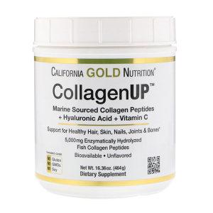 캘리포니아골드뉴트리션 Collagen UP 5000 464g