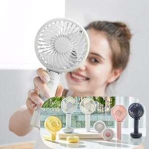 [프롬비] 프롬비 휴대용 선풍기 사일런트스톰 인디핑크 +사은품