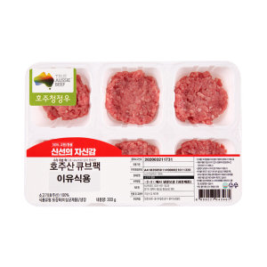 [홈플러스] 다진고기이유식용 호주산쇠고기  300 g